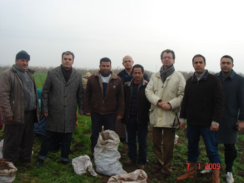 7 Ocak 2009 Hatay Havuç Sempozyumu