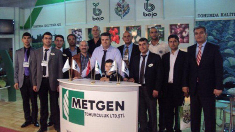 Growtech Eurasia Fuarı 2011 Antalya Expo Center